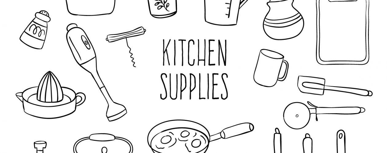 Quels sont les ustensiles indispensables pour faire la cuisine?
