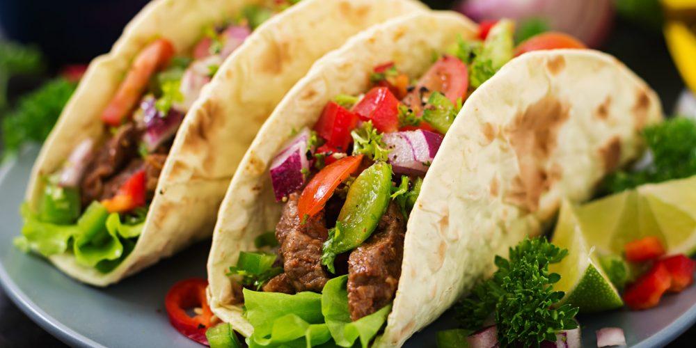 L'origine des tacos