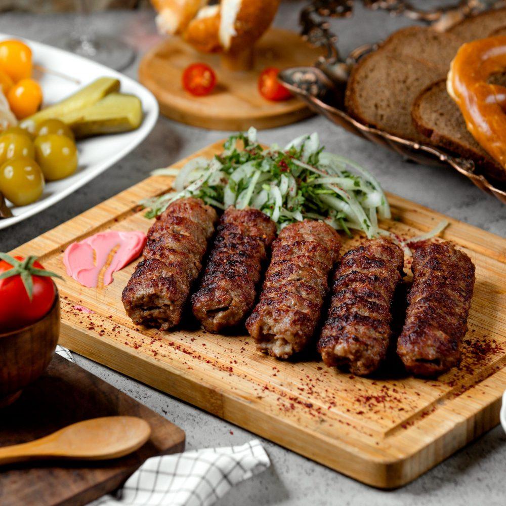 L'origine du kebab