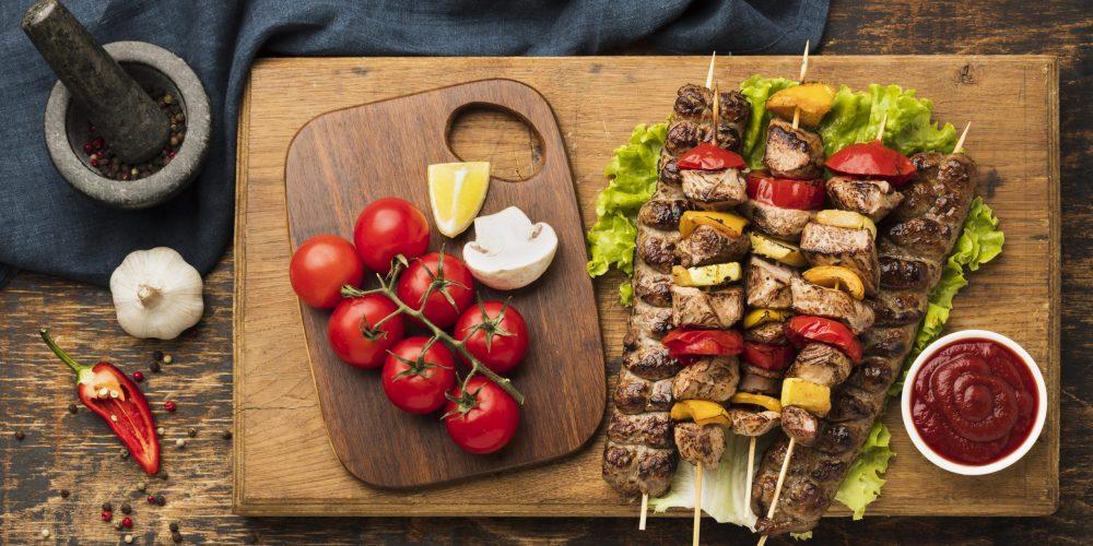 Se faire un kebab maison, aujourd'hui c'est possible