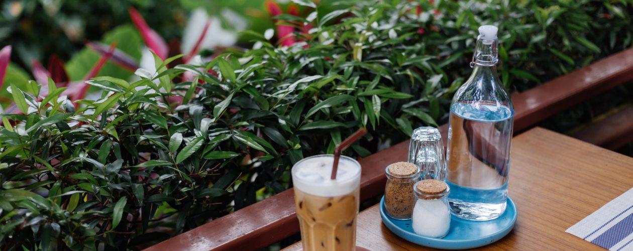 Café frappé ou café glacé?